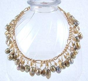 Bronze-pearl